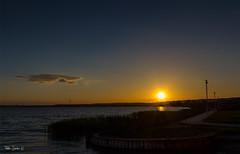 Another sunset (Szabo Peter) Tags: szabo magyarok hungary canon canon550d sunset lake velencei landscape ultrawide