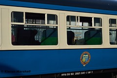 1541 at Kilkenny, 8/4/17 (hurricanemk1c) Tags: railways railway train trains irish rail irishrail iarnród éireann iarnródéireann 2017 kilkenny railwaypreservationsocietyofireland craven 1541