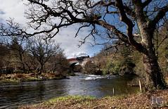 Black 5 No. 45407 - Morar Viaduct (Jonathon Gourlay) Tags: