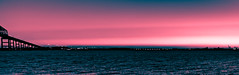 Red(ish) Dawn (G.D. Jewell II) Tags: art afpnikkor1855mm13556g april america baltimore beauty beautiful bay color davejewell davidjewell d3400 digital dslr fortarmistead fortarmisteadpark gdjewellii georgejewell gdjewell2nd httpswwwfacebookcomdavejewell1291 interesting interestingness image jewell kitlens light landscape lights maryland morning nikon nature nikkor nikond3400 natura outdoors outside ocean outdoor sexy scionofhelios sea sun sunlight sunshine sky usa us view water bridge river clouds photo photography photograph photos