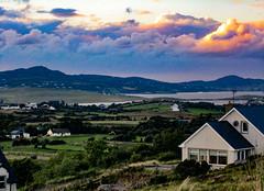 IMG_0558 (KitsuneUK) Tags: ireland canon lightroom sun sunset country land roi edit edits landscape landscapes point shoot pentaxk10d road sky sea donegal