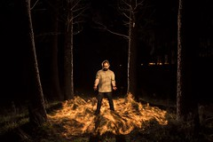 Invocation (lightbrothersfotografia) Tags: firepainting fire onlyraw muros kevlar idiom trustfire z5