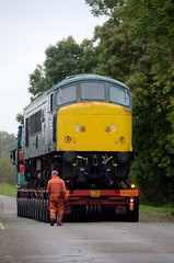 45041 gg NVR Wansford 131016 D Wetherall (MrDeltic15) Tags: class45 45041 allelys heavyhaulage nenevalleyrailway wansford nvr