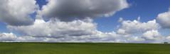 Cloudscape (Fabien Husslein) Tags: cloudscape panorama clouds nuages ciel sky landscape paysage field champ land weather meteo vent wind printemps spring frisange freiseng luxembourg letzebuerg luxemburg