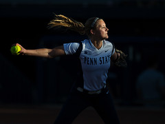 Penn State Softball vs. Rutgers (Tap5140) Tags: sports statecollege sportsphotography canon collegesports softball rutgers pennstate pennsylvania photojournalism primelens