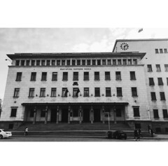 National Bank of Bulgaria (about.Jon) Tags: bank bulgaria sofia sredets communist architecture