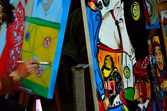 POP-ART MARKET-CATANIA (Salvatore Torrisi-SICILY TRAVEL PHOTOS) Tags: popart catania sicilia travel art pop sicily artist color