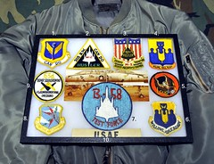 Convair B-58 Hustler Program / Patches - Insignia (Wing attack Plan R) Tags: b58a tb58a convair hustler convairb58hustler 43rdbombwingm 305thbombwingm insignia patches 63rdbombsqdnm bunkerhillafb littlerockafb carswellafb 1960s usafpatches strategicaircommand mach2 mediumbomber b58testforce 6592ndtestsquadron 3958thotesqdn 43rdaesqdn tb58ahustler550668