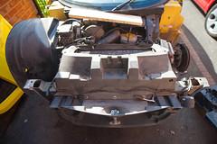 ZF2Y6483.jpg (Adam the ribless) Tags: repair racecar removal vx220 elise lotus ly36 sun clam fiberglass british vauxhall sportscar servicing radiator performance racing