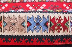 Пиротски ћилим: Рашићева плоча (Tanjica Perovic) Tags: rug carpet traditional oriental slavic serbia srbija pirot crafts weaving fabric handmade
