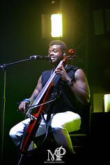 Kevin Olusola (Miinell) Tags: kevin olusola pentatonix 2016 smart araneta coliseum minell palomique concert photography