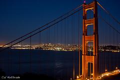 Golden Gate bridge (calkothrade2) Tags: goldengatebridge sanfrancisco nightphoto bridge california