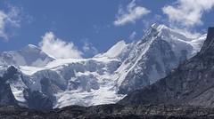 Bara Shigri Glacier, India 2016 (reurinkjan) Tags: india 2016 ©janreurink himachalpradesh spiti kinaur ladakh kargil jammuandkashmir barashigriglacier chenabriver mulikilarange himalayamountains sunrise himalayamtrange himalayas landscapepicture landscape landscapescenery mountainlandscape