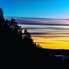 A sunset is never lets you down. (CrazyDigitalPixels) Tags: norway oslo landscape sky sun sunset