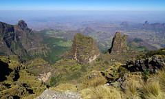 Day 3: Imet Gogo viewpoint (Gregor  Samsa) Tags: africa eastafrica ethiopia ethiopian november autumn hike hiking walk walking trek trekking track tracking wandering backpacking journey trip exploration adventure outdoor outdoors nature scenic scenery view viewpoint vista overlook serene serenity tranquil tranquility nationalpark national park mountains mountain hill hills escarpment grass grassy abbys abyss sun sunny simienmountains semienmountains simien semien simiens semiens imetgogo imet gogo