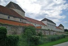 Schloss Neugebäude (Don Claudio, Vienna) Tags: wien simmering kaiser maximilian ii habsburg maria theresia gloriette manieristisch zeltburg sultan süleymans löwenhof