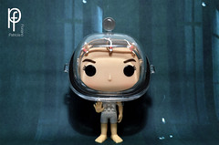 Eleven (-Patt-) Tags: funkopop funko vinyl toy juguete toycollection serie strangerthings eleven elevenunderwater 011 el netflix milliebobbybrown janeives one