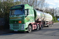 Harry Lawson Ltd Volvo FH Globetrotter Tanker KM15 ZFK (5asideHero) Tags: tanker harry lawson ltd volvo fh globetrotter km15 zfk