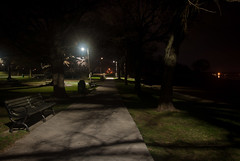 Long Exposure - Salem (DanCreanJr) Tags: nikon nikond90 longexposure night nighttime dark park salem massachusetts salemma ma tripod outdoors outside trees northshore