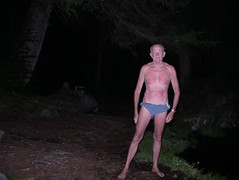 IMGP2596a (barfuss15) Tags: nacht see schwimmen baden nackt nude naked barfuss barefoot