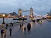 Tower Bridge (jane_sanders) Tags: london towerbridge bridge riverthames river thames queenswalk cityhall morelondon thetower guoman hotel onecanadasquare canarywharf butlerswharf anchorbrewhouse