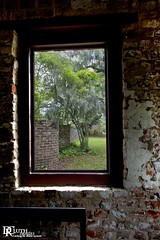 Slave's view. (Dennis Cluth) Tags: art living hall nikon south plantation carolina boone quarters slave d800