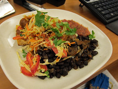 Lunch 7 (keddylee) Tags: vegan