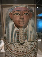 Unnamed Mummy-Case (meechmunchie) Tags: cincinnati coffin provincial ancientegypt cincinnatiartmuseum 25thdynasty