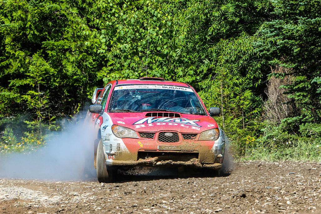 Max Riddle - Rallye Baie-des-chaleurs 2012