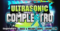 Ultrasonic Complextro (Loopmasters) Tags: house drums techno samples vocals dubstep techhouse royaltyfree deephouse loopmasters
