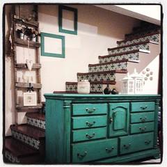 Minha sala com o balco que eu pintei! (CANELA COOL by CAROL) Tags: