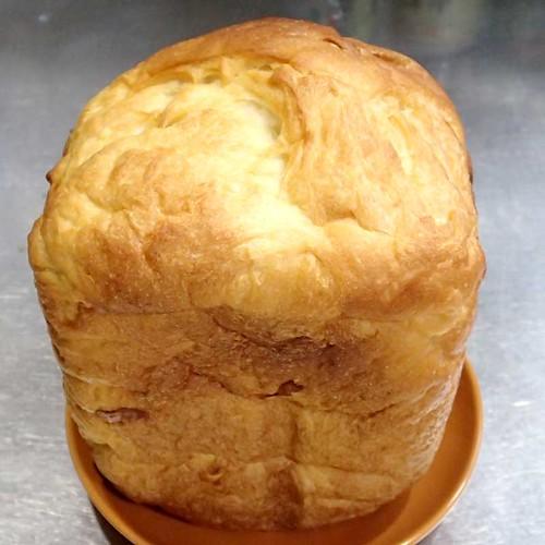 ホームベーカリーで2013年7月5日に作ったパン