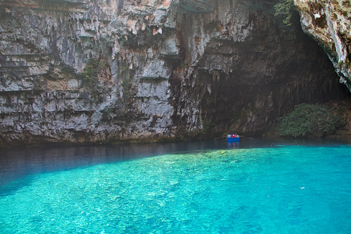 Melissani 3 by ahisgett, on Flickr