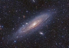 The Andromeda Galaxy M31 is back again! (Terry Hancock www.downunderobservatory.com) Tags: camera sky monochrome field night stars photography mono pier back backyard fotografie photos thomas space shed science images astro apo m observatory telescope andromeda astrophotography m31 25 astronomy imaging ccd universe cosmos ts paramount luminance lodestar teleskop astronomie byo refractor deepsky f55 astrograph autoguider starlightxpress flattener Astrometrydotnet:status=solved tmb92ss mks4000 gt1100s qhy9m qhy11 Astrometrydotnet:id=supernova1270