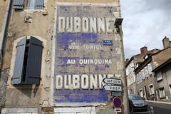 Pub ancienne (Auch) (gimbellet) Tags: france advertising pub advertisement annonce publicity publicité 32 patrimoine gers sudouest réclame midipyrénées