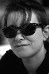 seattle portrait blackandwhite bw film 35mm nikon availablelight handheld juliet fm capitolhill tmax100 tmx 100mmf28 mastersmetol