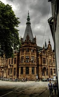 Deutschland (Allemagne) - Heidelberg - University