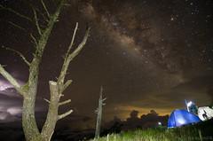 Mt. Ugo (bunadski) Tags: travel camping mountain way stars outdoor adventure milky constellation ugo benguet cordilleras