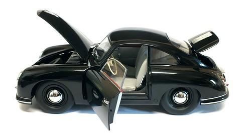 AutoArt Porsche 356 aperta