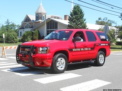 (Engine 907) Tags: ocean county new chevrolet fire tahoe company jersey whiting