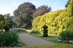 Ascott House and Garden (scuba_dooba) Tags: uk england house home gardens de hall farm buckinghamshire country wing harry national trust mayer sir 3200 bucks hamlet baron ascott acre stately manicured rothschild veitch