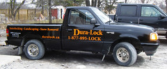 Vehicle Graphics | Signarama Meadowvale, ON | Dura-Lock