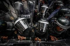 1 de Septiembre 2013 (J0sé Luna) Tags: riots manifestacion protesta policia police photojournalism fotoperiodismo cdmx