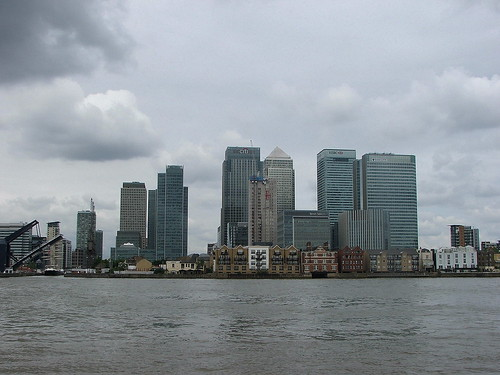 Canary Wharf, Isle of Dogs