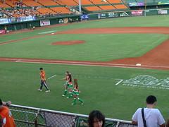P1000676 (celeste_mer) Tags: 棒球 台南棒球場 2009年