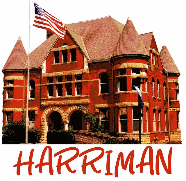 Things for sale: T-Shirt #7: Harriman