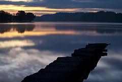 Breaking Dawn, Loch Ard (GlasgowPhotoMan) Tags: autumn fall sunrise dawn scotland twilight trossachs stirlingshire lochard kinlochard