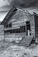 R_RT66_Trip_08April_2012-233-Edit-Edit-2.jpg (Photo Rob2) Tags: arizona bw architecture prints roads hdr oldbuilding oneroomschool rout66 printcolor