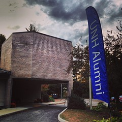 "Have you visited the #UNH Alumni Center yet? • <a style=""font-size:0.8em;"" href=""http://www.flickr.com/photos/69402606@N06/10326787094/"" target=""_blank"">View on Flickr</a>"