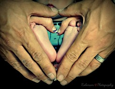 Beautiful Family (robinson.photography) Tags: family baby cute love beautiful daddy kid infant toes child sweet mommy precious truelove babyboy rainbowbaby burtond